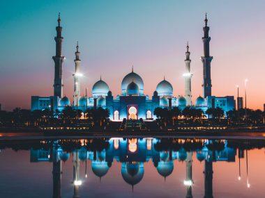 Scheich-Zayid-Moschee in Abu Dhabi