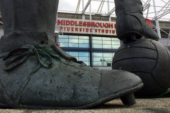 Fußballreise mit DFDS nach Middlesbrough