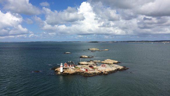 Inseln vor Göteborg, Schweden