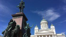 Dom von Helsinki, Finnland
