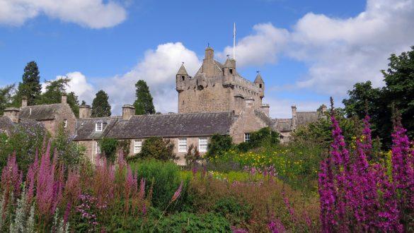 Cawdor Castle in Schottland