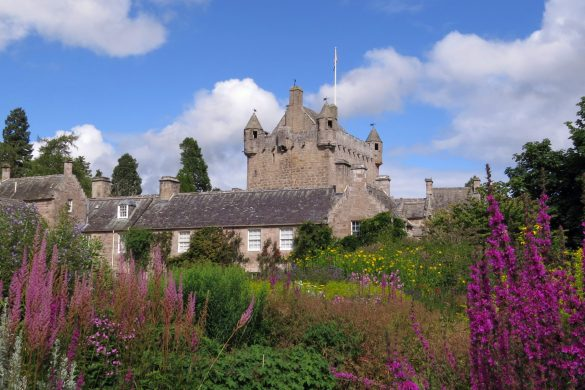 Cawdor Castle in Schottland