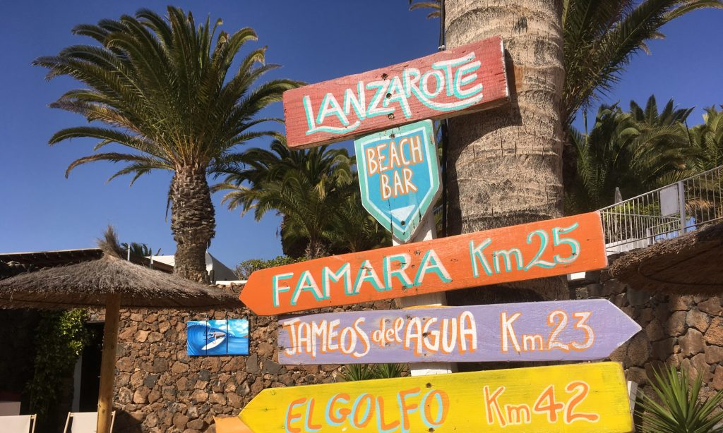 Lanzarote Beach Bar