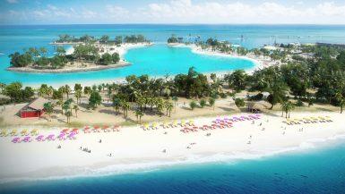 Ocean Cay (MSC Marine Reserve)