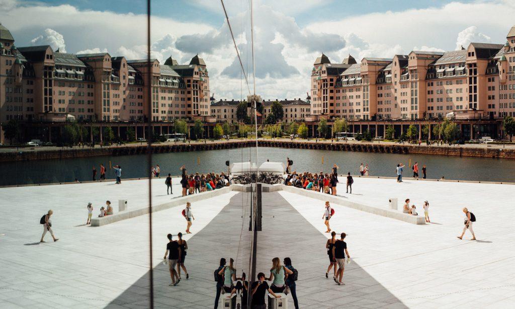 Oper in Oslo, Norwegen