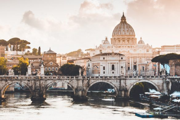 Rom und Vatikanstadt, Italien