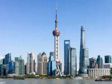 Shanghai Bund, China