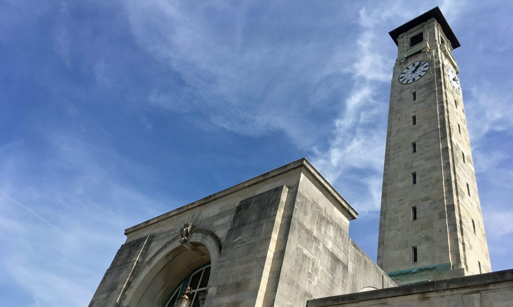 SeaCity Museum, Southampton, England