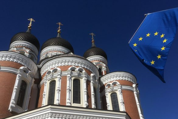 Kathedrale in Tallinn, Estland