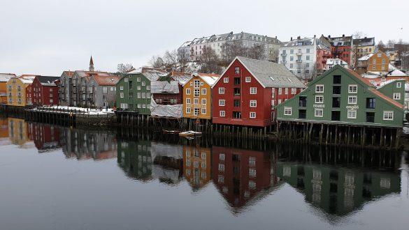 Trondheim, Norwegen